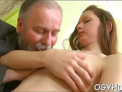 dude-old and young-pussy