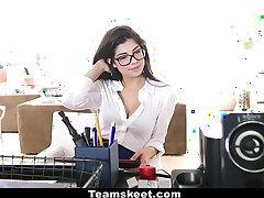 boss-cfnm-horny-office
