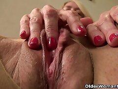 american-mature-milf-older woman