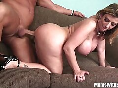 ass fucking-blonde-blowjob-cougar