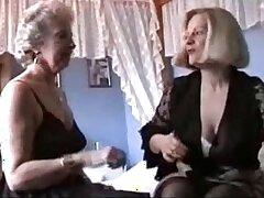 granny-lesbian-lingerie-stockings