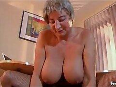 busty girls-cock-gilf-grandma